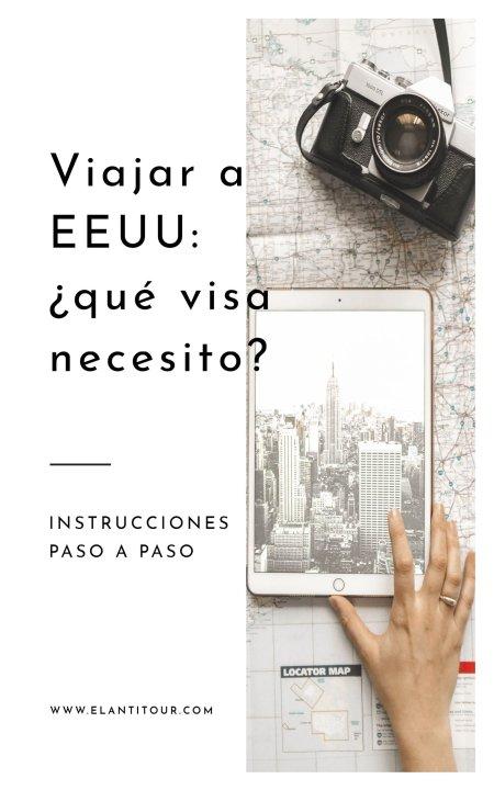 cómo sacar la visa para eeuu