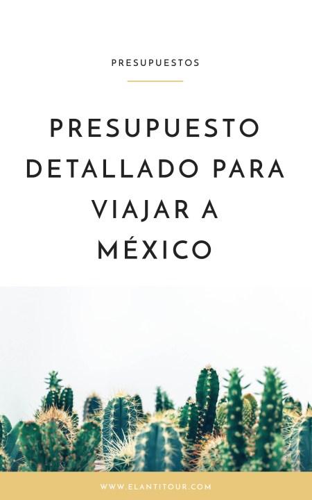 cuanto sale un viaje a mexico