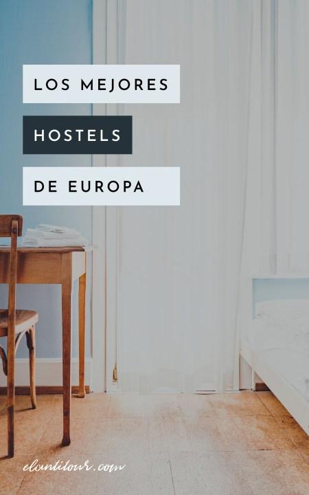 los mejores hostels de europa