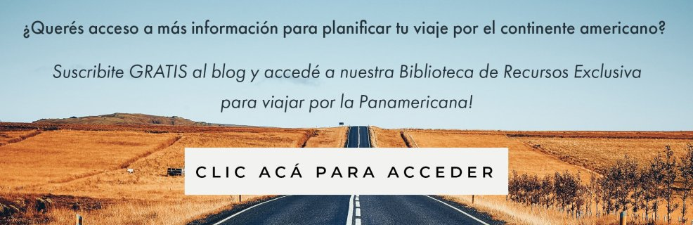ruta panamericana biblioteca