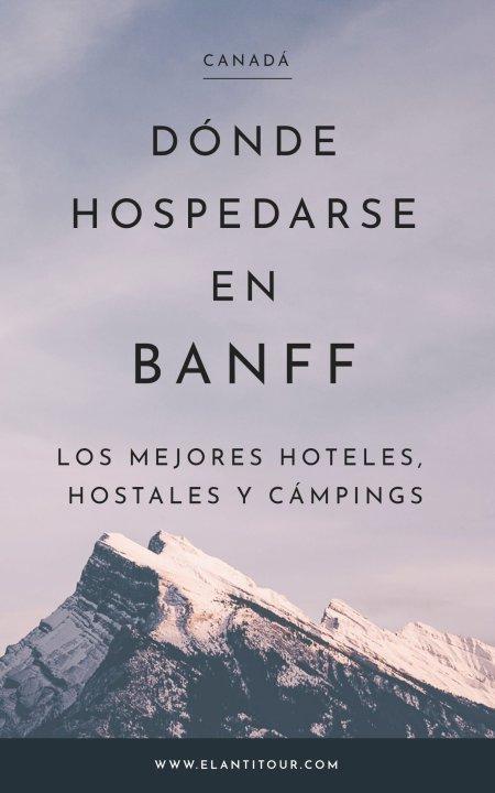 Alojamiento en Banff_hoteles en Banff