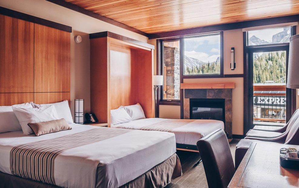 Alojamiento en Banff_Hoteles en Banff Canadá