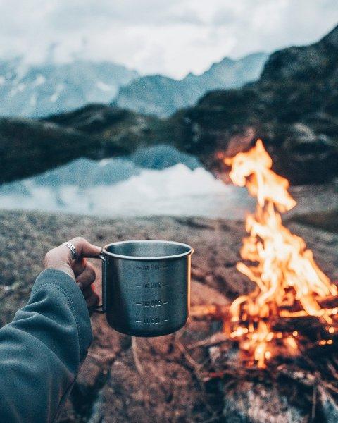 campings en banff