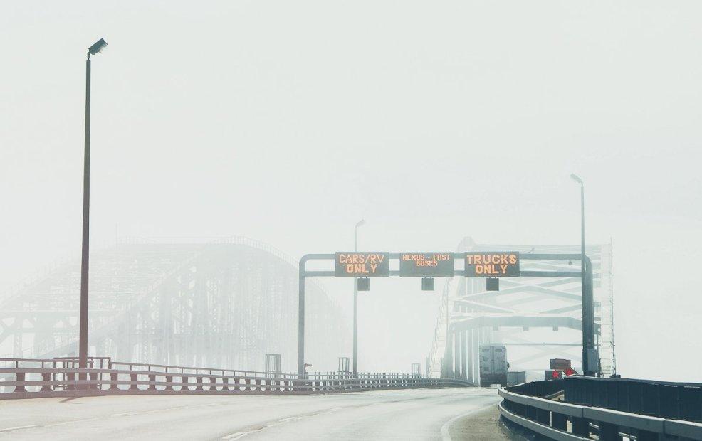 conducir en canadá