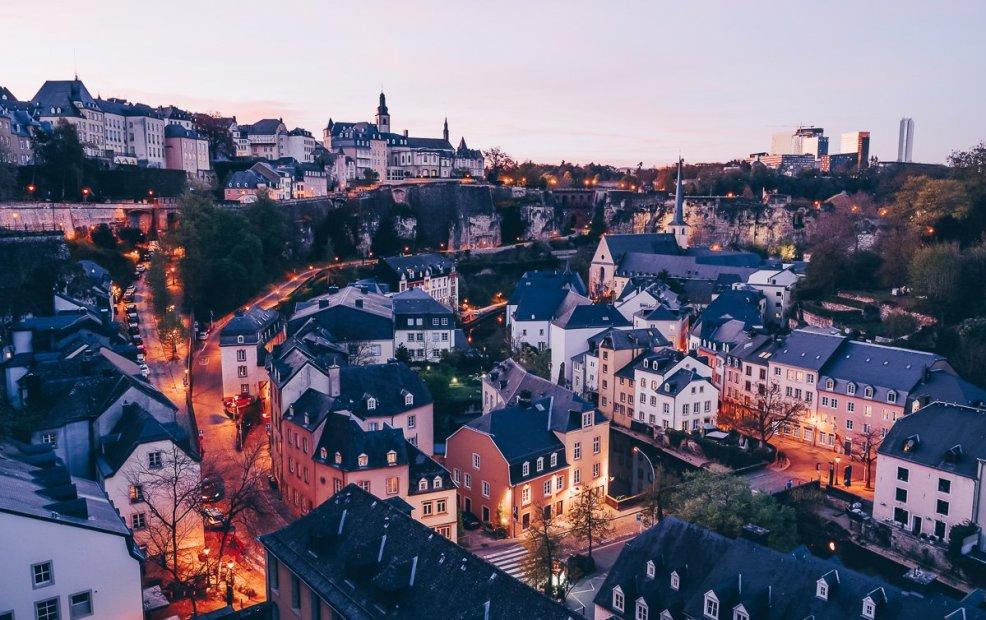 tours gratis en luxemburgo
