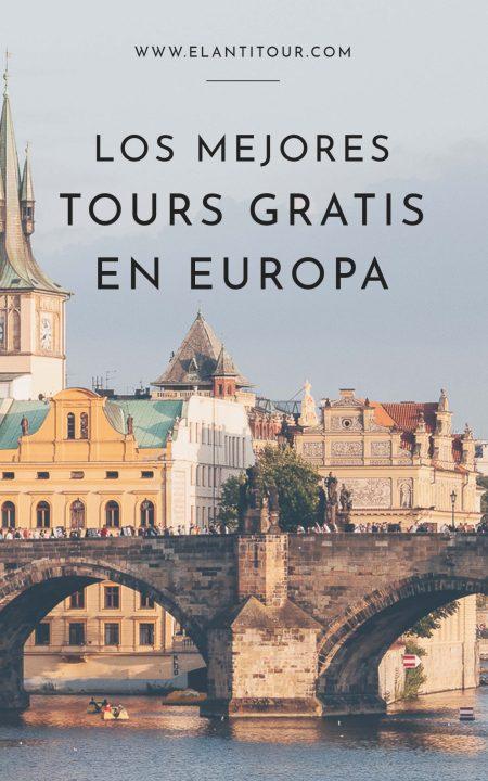 tours gratis en europa