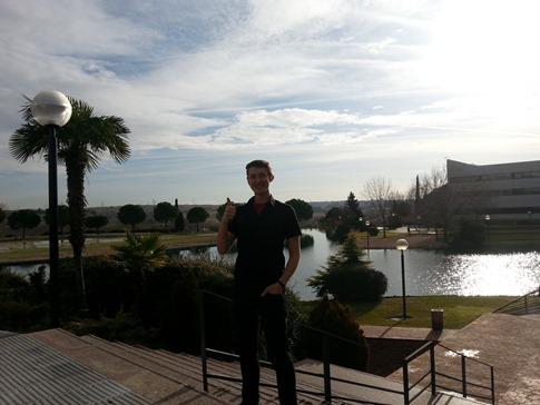 vaihto-opiskelu espanjassa