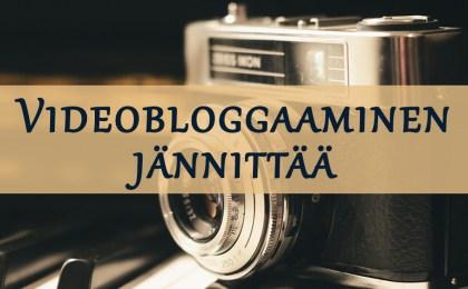 videobloggaaminen