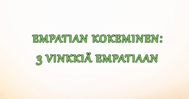 empatian oppiminen