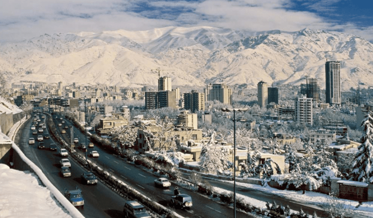Teerã (Foto: irandoostan.com.br)