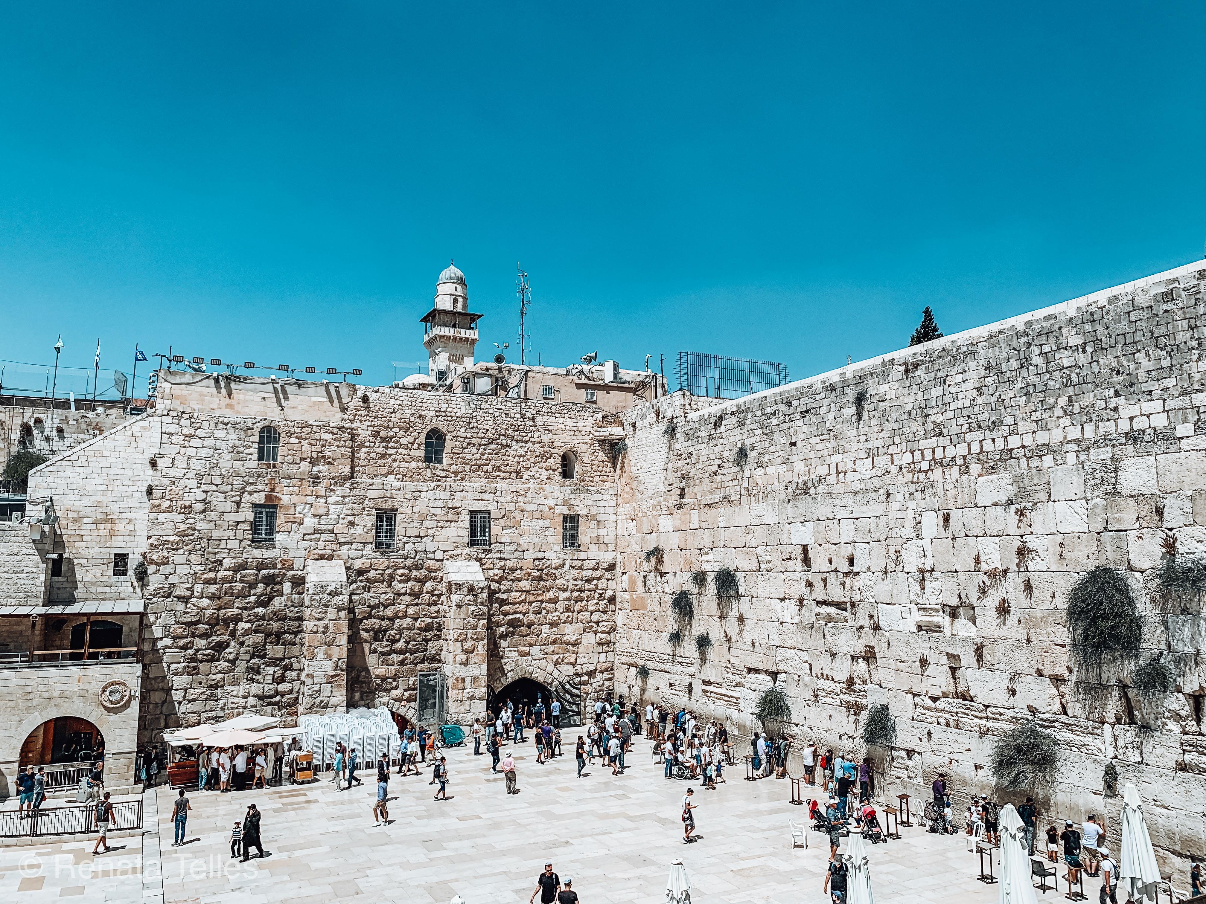 Muro-das-Lamentações-Jerusalem-Israel