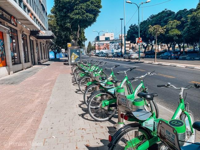 bicicletas-tel-aviv