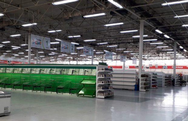 Megasis, el nuevo supermercado iraní