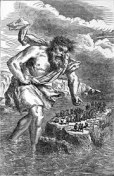 Gigantes en la antiguedad del libro de Enoc