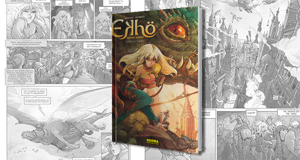 EKHO1 WEB - Ekhö 1. (Mundo Espejo), Nueva York