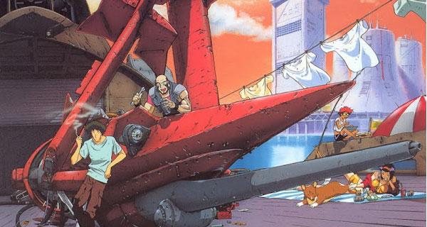 CB 3 - Cowboy Bebop : El cazarrecompensas espacial