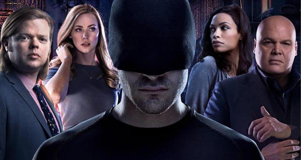 D1 ELENCO - Daredevil 1ª Temporada, un héroe muy realista