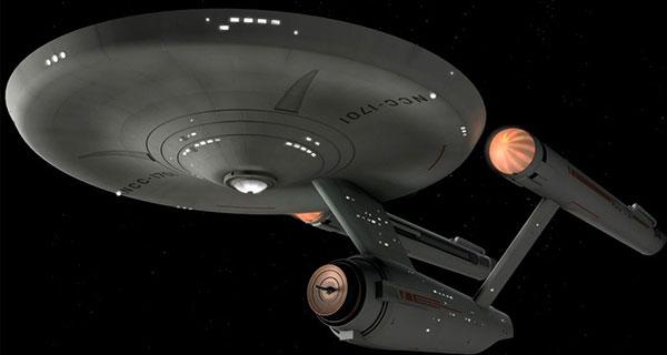 ENTERPRISE - 12 naves icónicas de la Ciencia Ficción, I