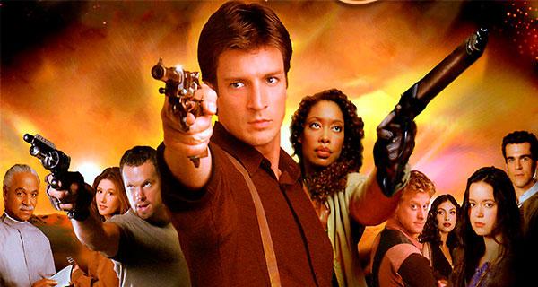 FF1 - Firefly , la serie maldita de SciFi/Western