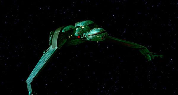 KLINGON - 12 naves icónicas de la Ciencia Ficción, I