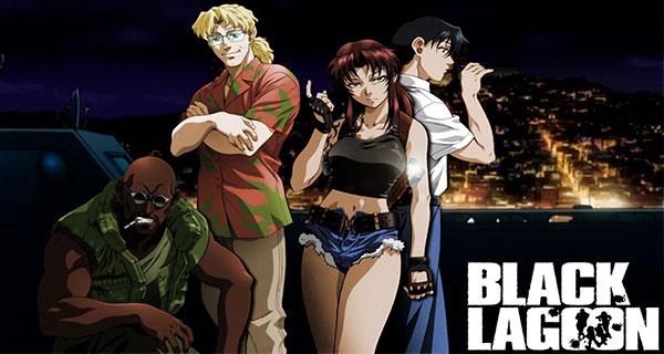 bl p - Black Lagoon, una divertida historia de violencia