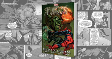 spiderman muertosd mock - Spiderman, Entre los muertos. Integral imprescindible