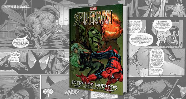 Spiderman, Entre los muertos. Integral imprescindible