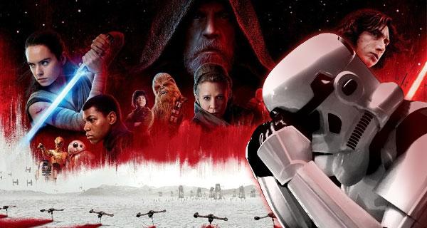No me ha gustado Star Wars, los últimos Jedi