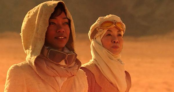 sd13 - Star Trek: Discovery Temporada 1ª. ¿Un nuevo comienzo?