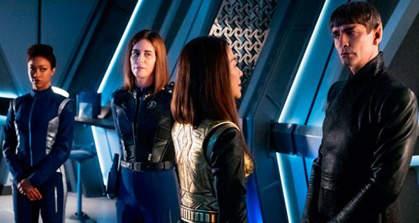 sd22 - Star Trek: Discovery Temporada 1ª. ¿Un nuevo comienzo?