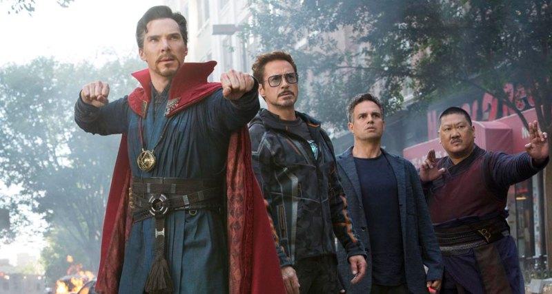 v16 - Vengadores: Infinity War. Lo mejor del Universo Marvel?