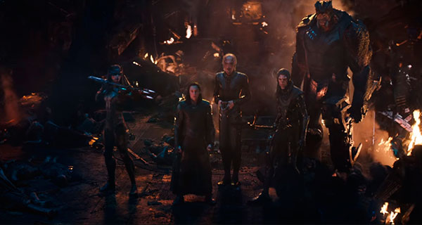 v21 - Vengadores: Infinity War. Lo mejor del Universo Marvel?