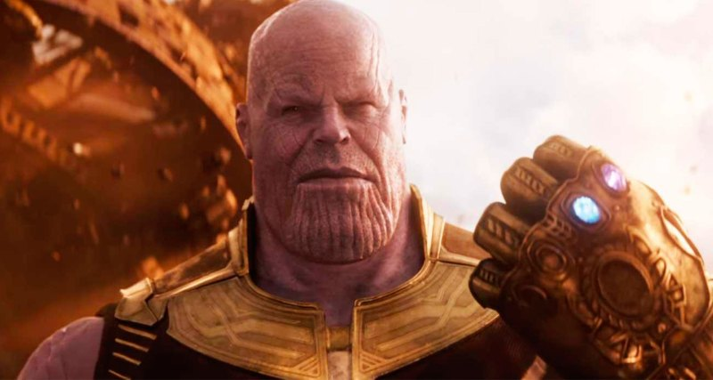 v4 - Vengadores: Infinity War. Lo mejor del Universo Marvel?