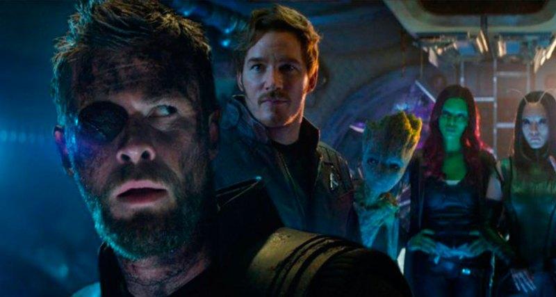 v7 - Vengadores: Infinity War. Lo mejor del Universo Marvel?