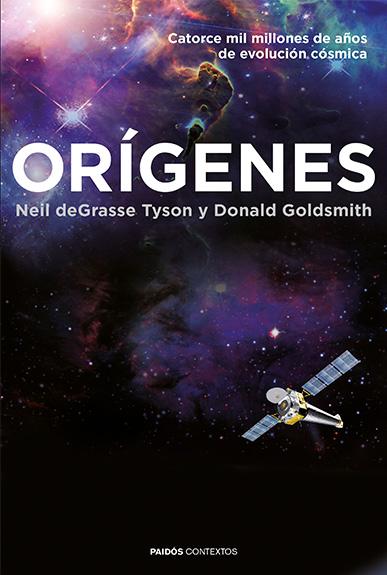 origenes - 4 imprescindibles de la ciencia y la divulgación II: Davies, Kaku, DeGrasse, Galfard