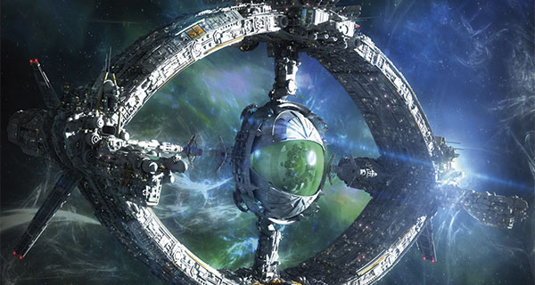 odiseus - 12 naves icónicas de la Ciencia Ficción, II