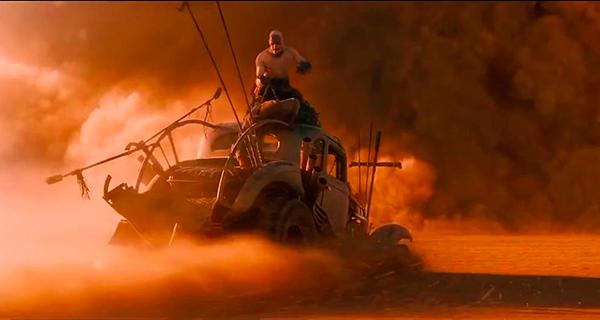 MM11 - Mad Max, Fury Road. Brillante actualización de un mito