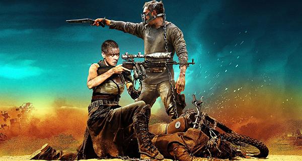 MMPORTADA - Mad Max, Fury Road. Brillante actualización de un mito