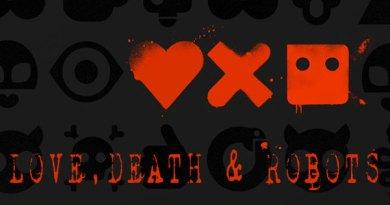 Portada - Love, Death & Robots T1: Guía de episodios