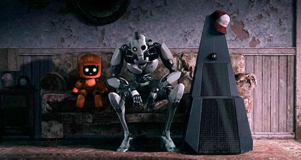 Robots Love Death & Robots