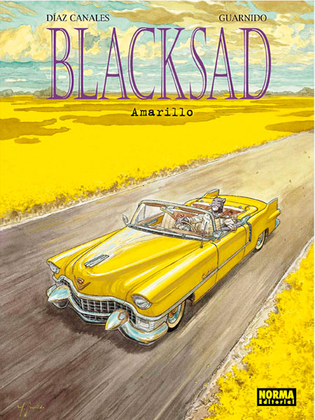 BS5 - Blacksad Integral: Novela negra con un toque animal