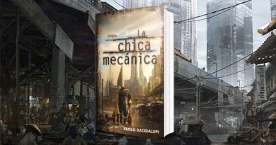 LA CHICA MECANICA PORTADA - La Chica Mecánica. Consecuencias del cambio climático