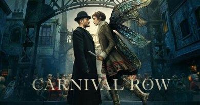 CR PORTADA - Carnival Row, T1: Fantasía y terror dickensiano
