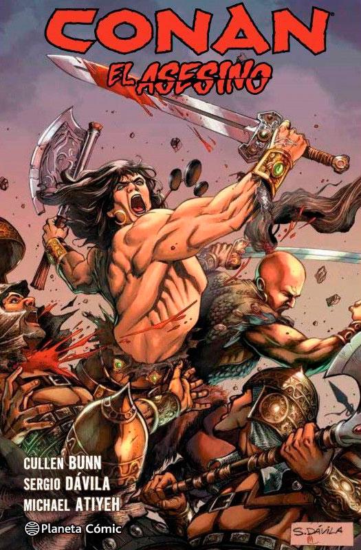conan el asesino PORT - Conan el Asesino, Integral. El cimmerio y los kozacs