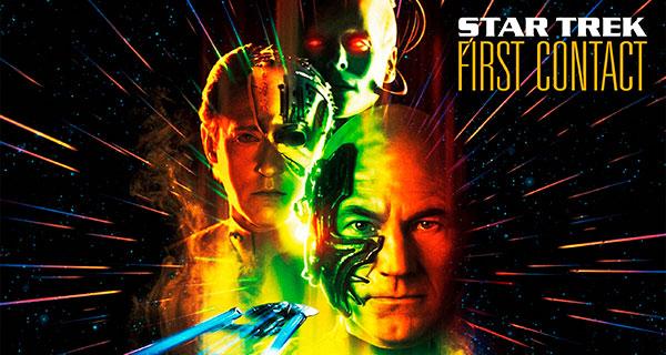 FIRST - Star Trek: TNG, las películas