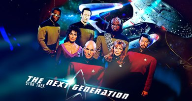 TNG PORTADA - Star Trek: TNG, las películas