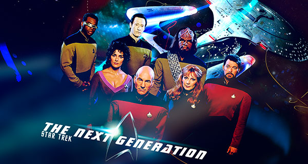 Star Trek: TNG, las películas