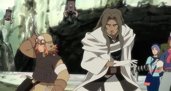 sam5 - Samurái 7, el clásico de Kurosawa como anime futurista