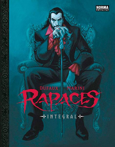 RAPACES - Rapaces, integral: Vampiros y sociedades secretas