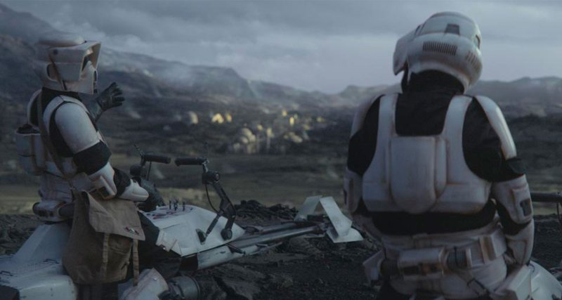 MAN8 - The Mandalorian, T1: Vuelve el western a Star Wars